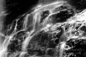 2006 Hidden Vivian Falls 1 B&W - San Gorgonio Wilderness, CA.jpg